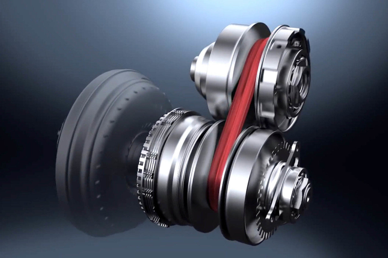 CVT (Continuously Variable Transmission)
