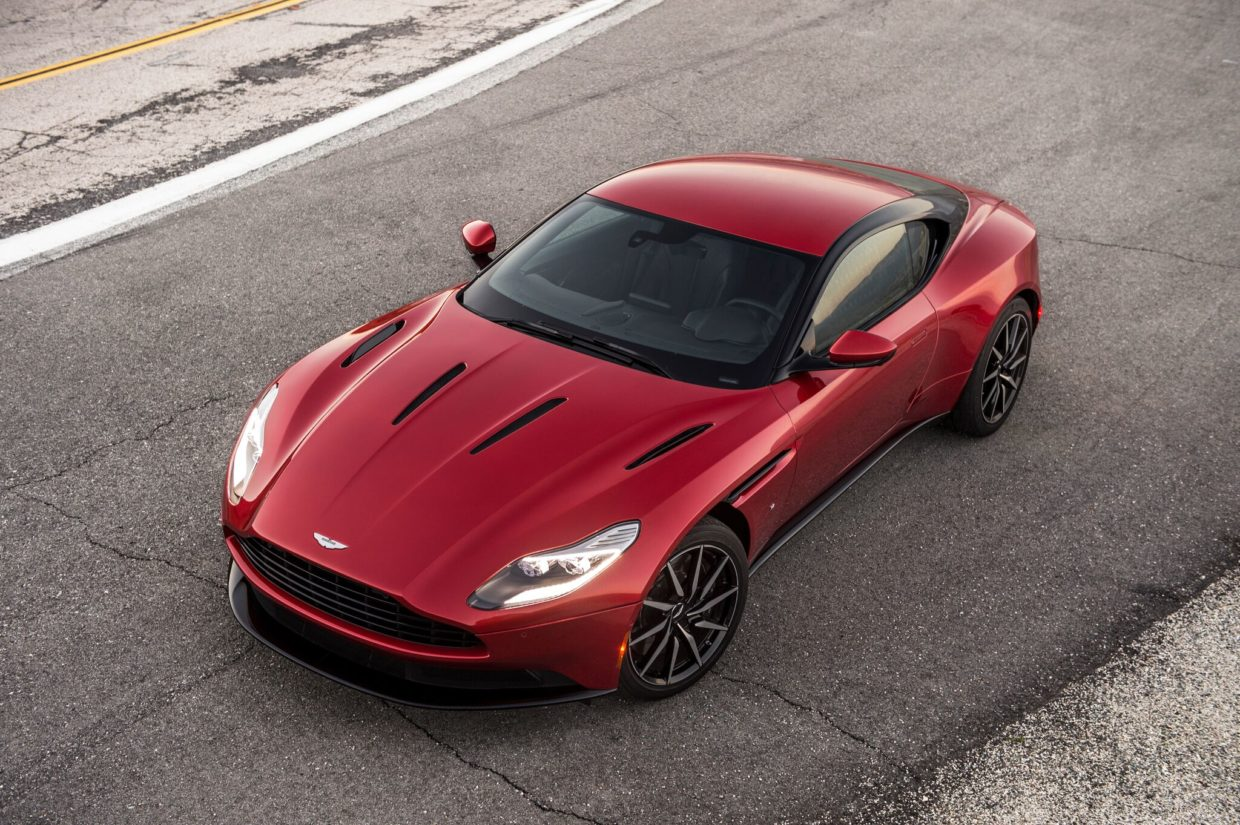 Aston Martin DB11 Front View